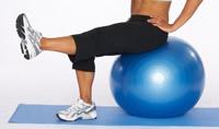 beenspieren trainen