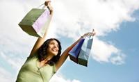 calorieen verbranden door shoppen