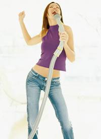 calorieën met huishoudelijke klusjes