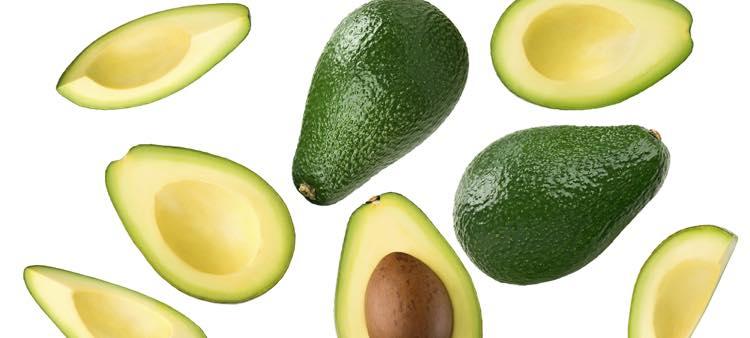 avocado's gezonde voeding top 10
