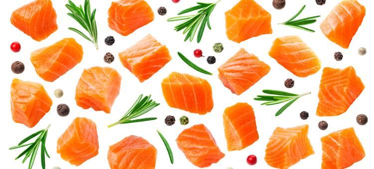 vette vis voor je gezondheid
