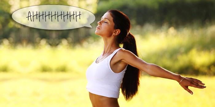 ademhalen bij stress