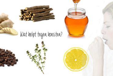 middeltjes tegen hoesten