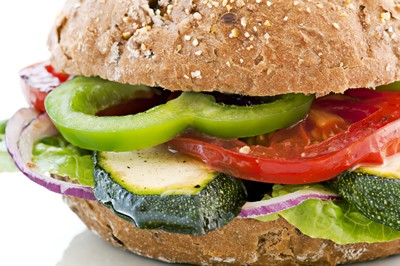 tip groente als broodbeleg
