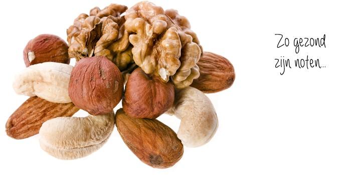 zo gezond zijn noten