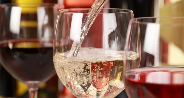 hoeveel calorieen in wijn
