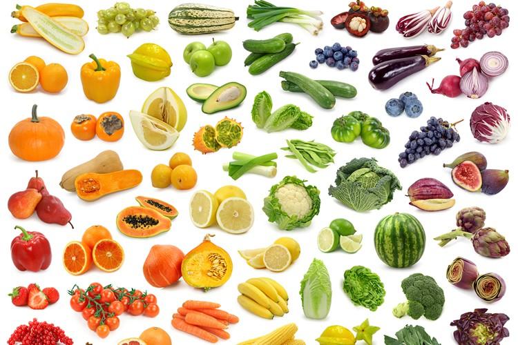 kies meer kleur groenten en fruit