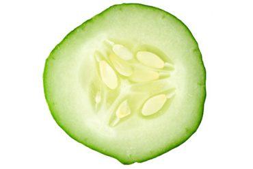 toch gezond komkommer en watermeloen