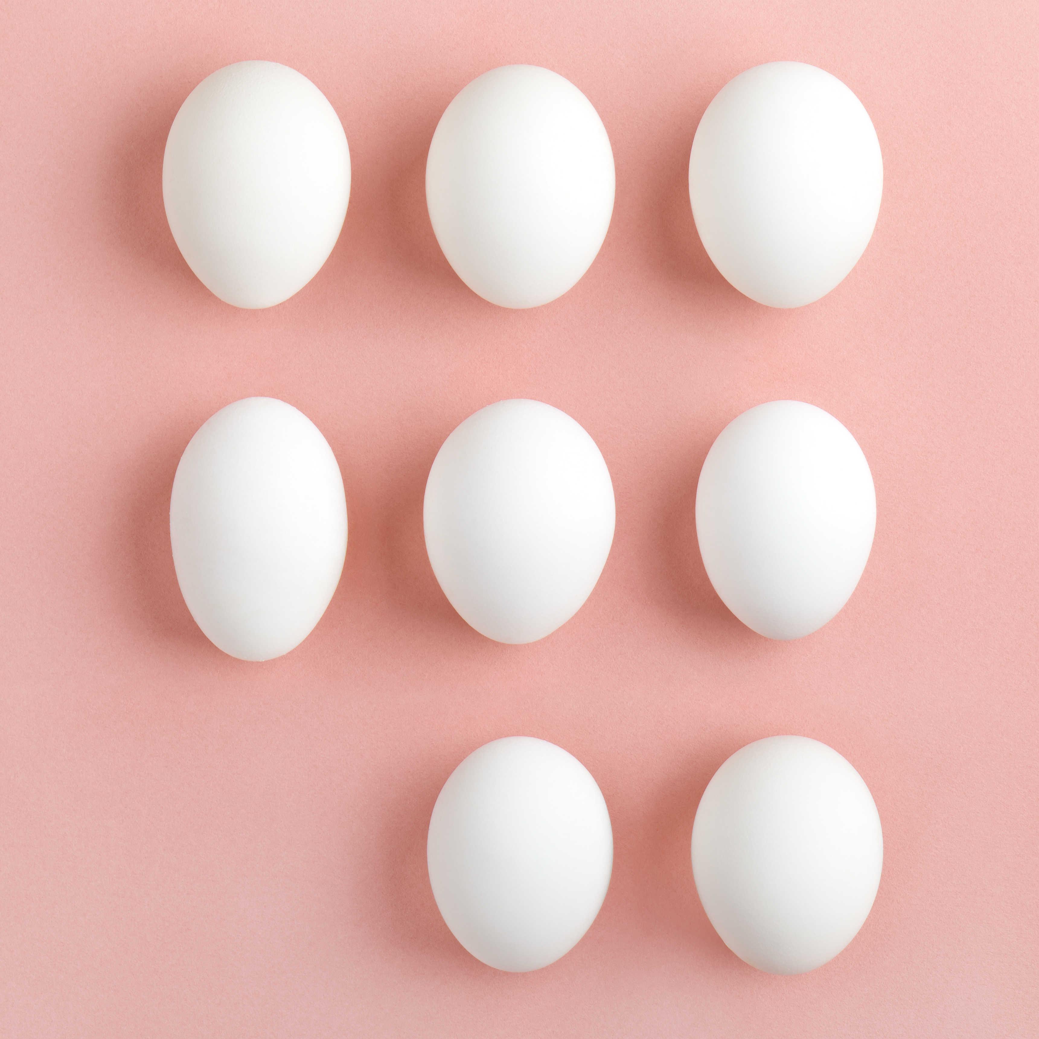 eieren goed voor je haar