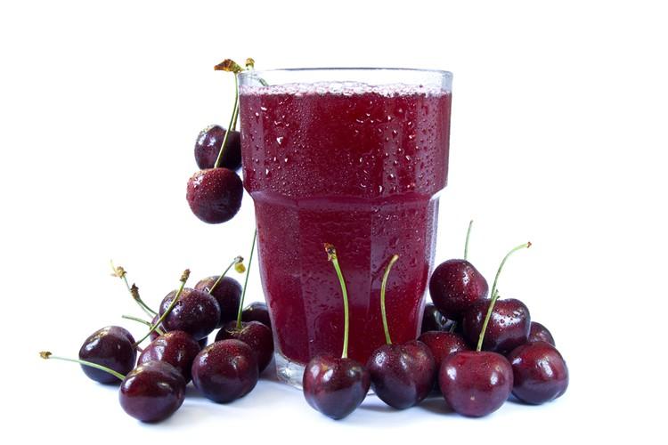 groenten en fruit sap