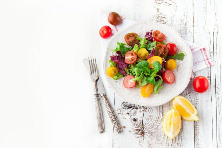 gezonde voeding volgens de laatste richtlijnen