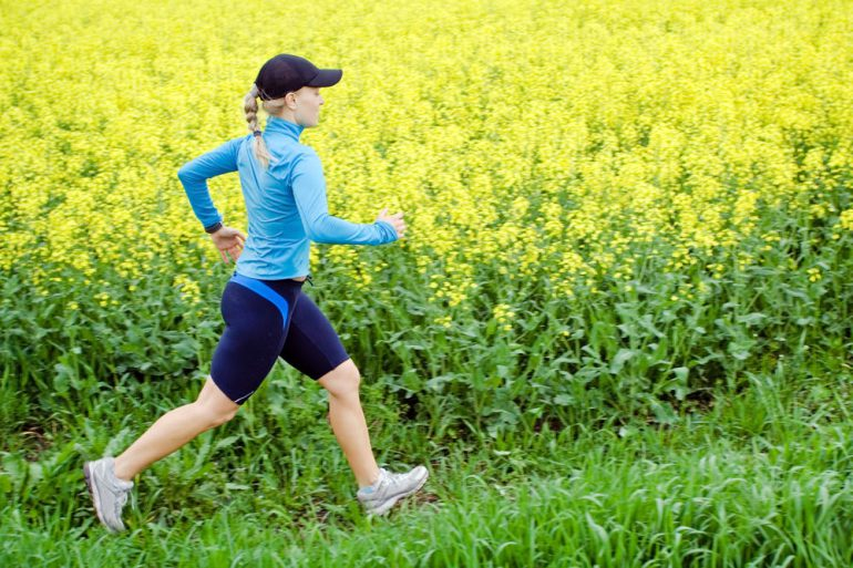 sporten bij griep of verkoudheid