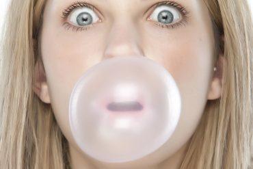 kauwgum kauwen maakt dom