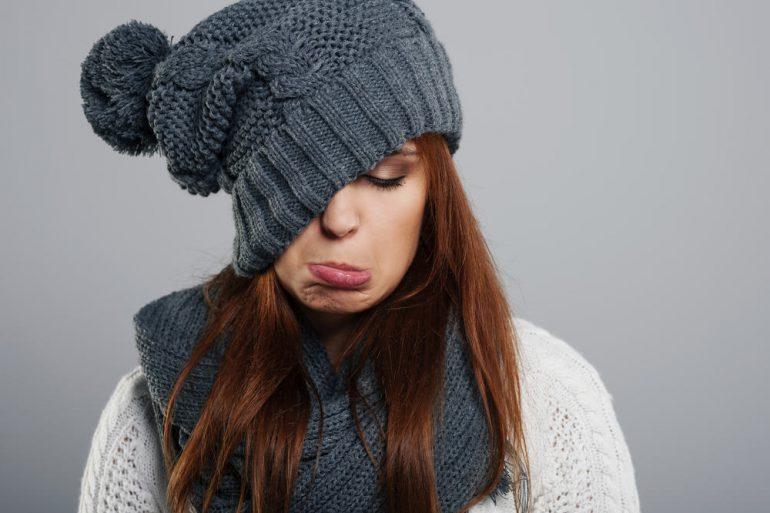 winterdip of winterdepressie?