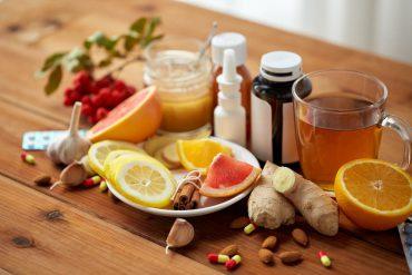 vitamines en minderalen voor de winter