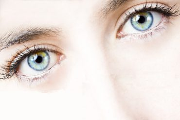 droge ogen