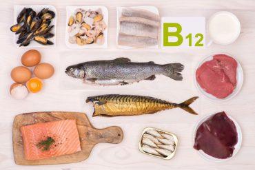 b12 en vegetariërs