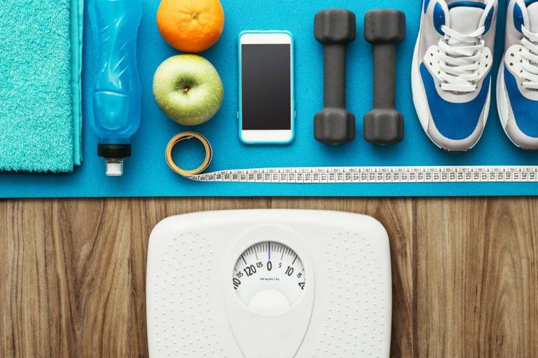 wat eten bij afvallen en sporten