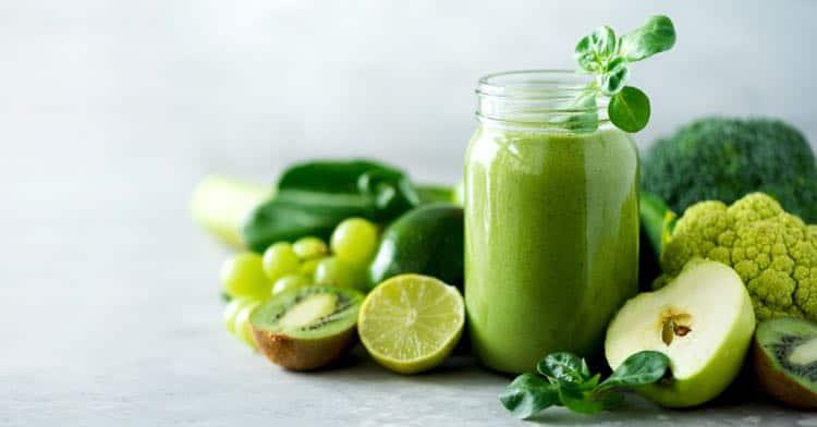 alkaline dieet