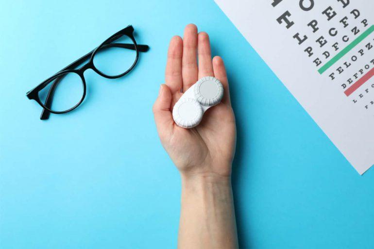 bril of lenzen