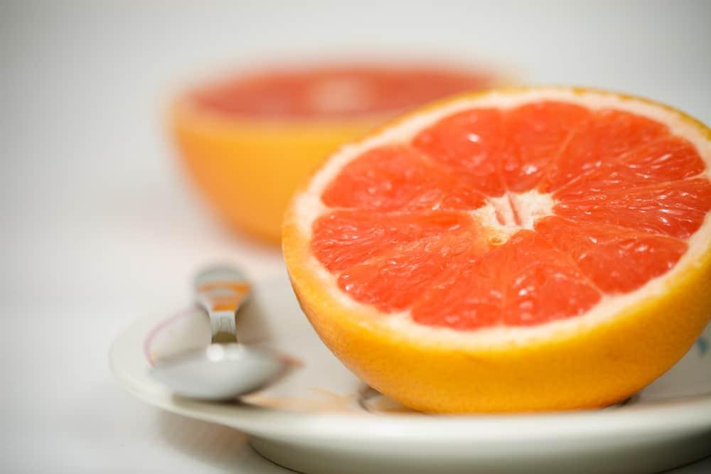 Grapefruit goed bij griep en verkoudheid