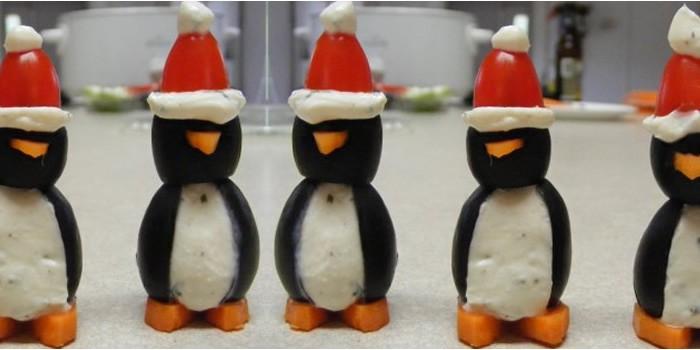 Gezonde kerst snacks kook rubriek - Buffet jaar ...