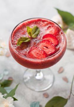 aardbeien marguaritas