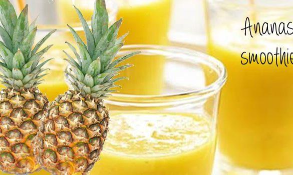 ananas smoothies