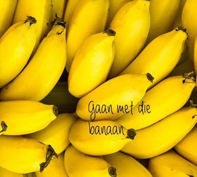 recept met banaan