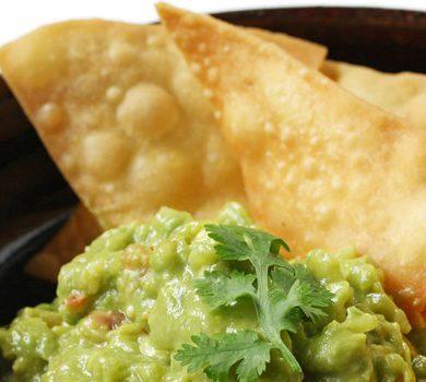 guacamole zelf maken