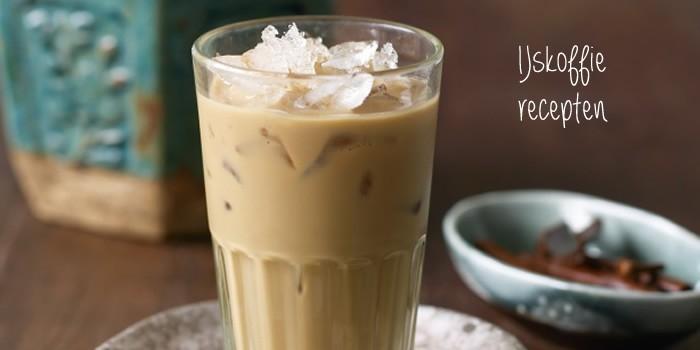 ijskoffie recepten