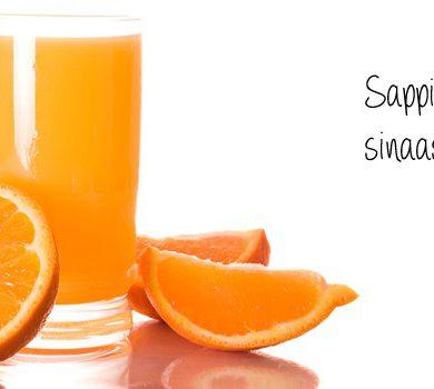 sappige sinaasappelen