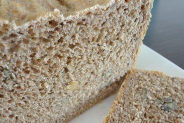 speltbrood met pitten en zaden