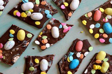 paas ideeën chocolade