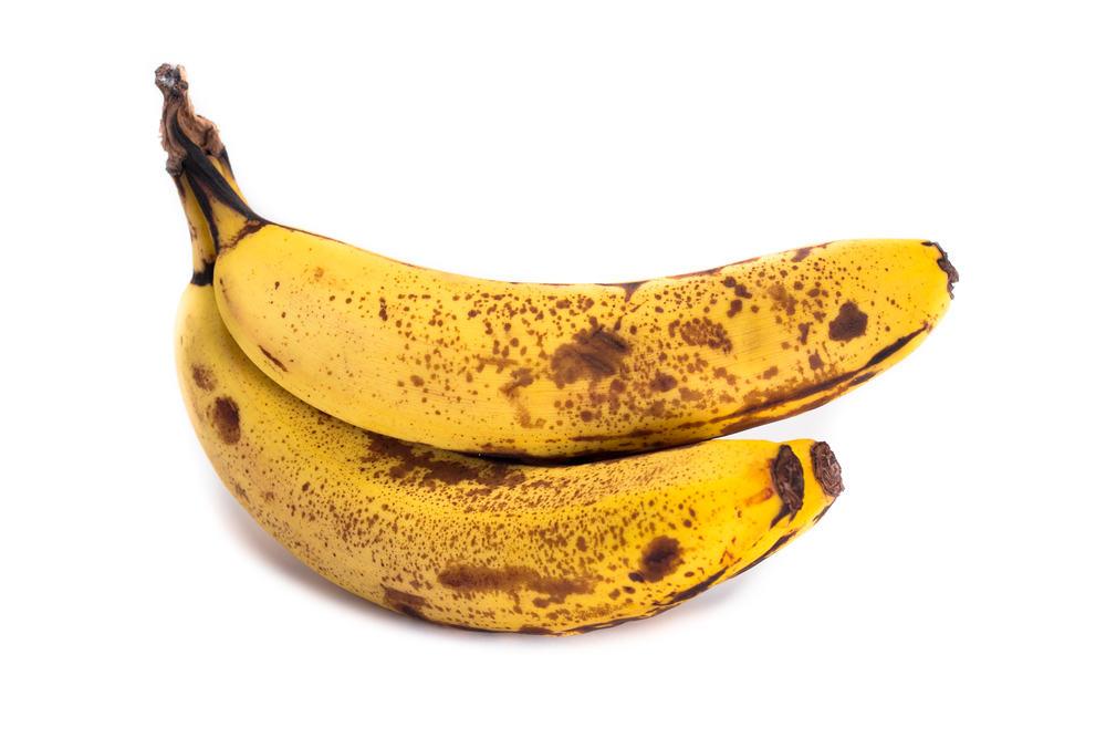 rijpe bananen voor banenbrood