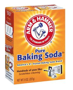 baksoda of zuiveringszout
