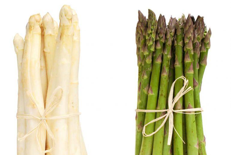 asperge lente groente