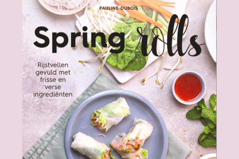 spring rolls recepten