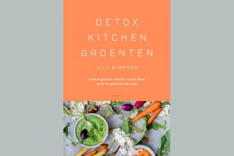 detox kitchen groente