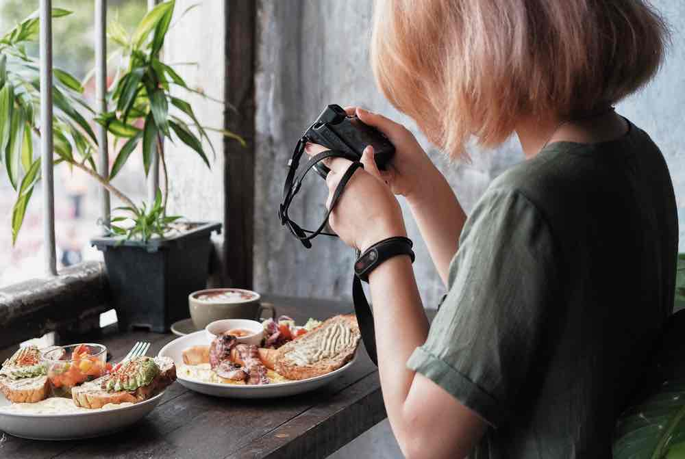 gerechten fotograferen