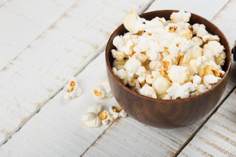 popcorn gezond maken