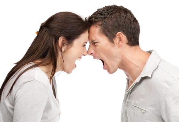einde relatie in zicht