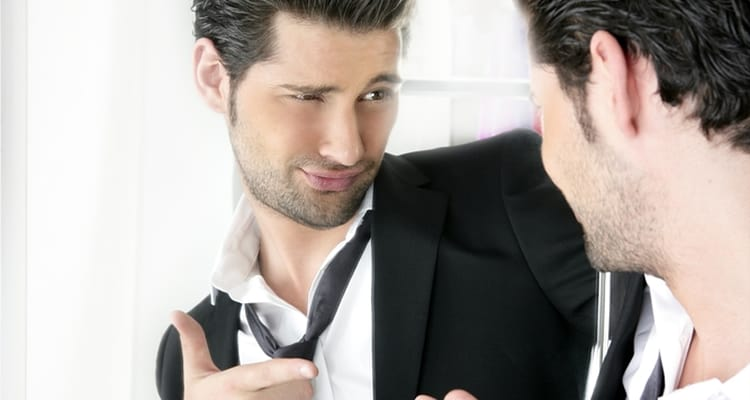 Flirten van mannen