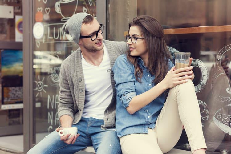 flirten tijdens een relatie