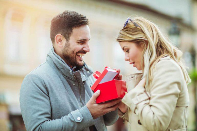 romantische cadeautjes