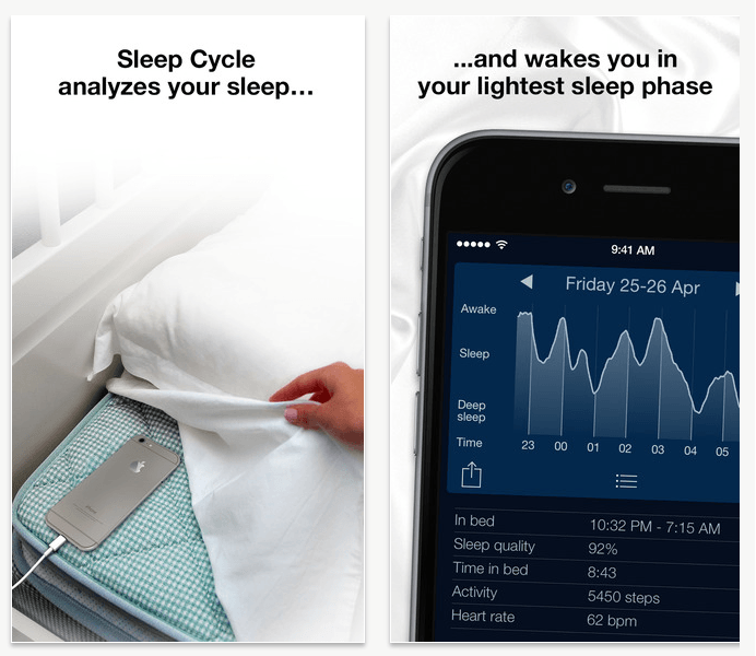wake-up app