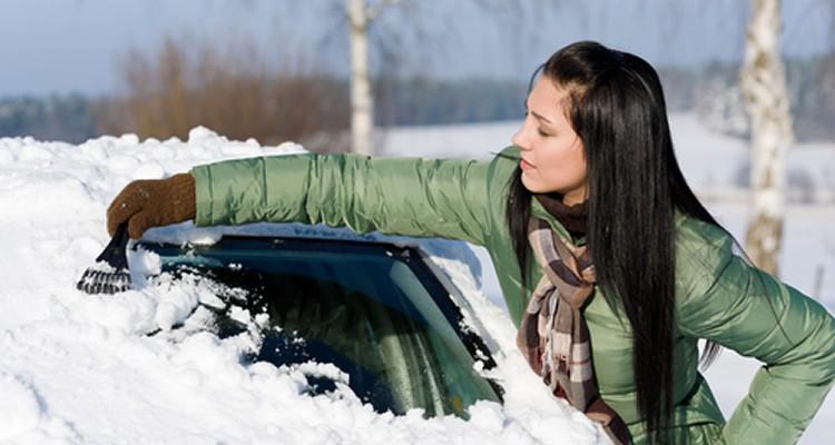 auto winterklaar maken