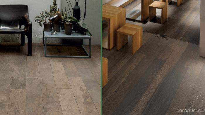 tegels in houtlook
