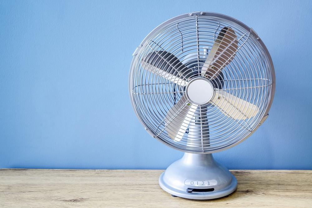 Zeer Gebruik je ventilator zo efficiënt mogelijk | Lifestyle Rubriek AT03