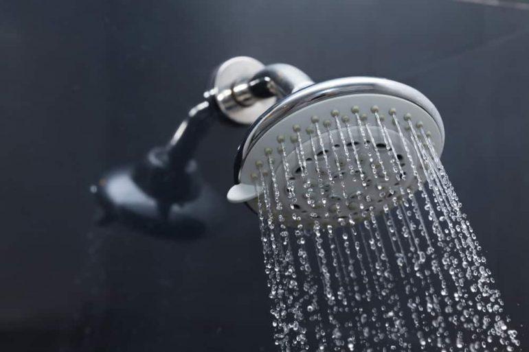 douche opknappen